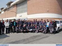 برگزاری همایش طرح امداد نوروزی شرکت بهمن موتور