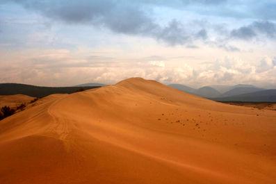 بیابان چارا در سیبری