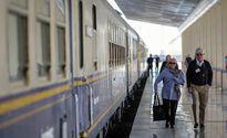 ورود پنجمین قطار گردشگری خارجی به ایران