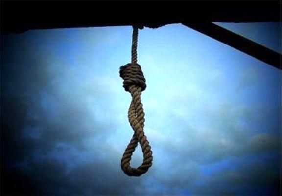اعدام یک مجرم در ملاء عام