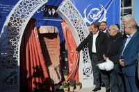 افتتاح کارخانه گندله سازی بوتیا کرمان