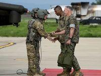 سیبیاس: آمریکا سقوط هواپیما در افغانستان را تأیید کرد