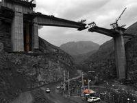 پایان تابستان ۹۷ افتتاح قطعه یک آزادراه تهران شمال