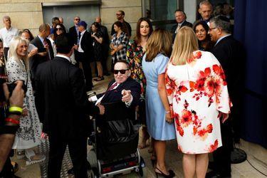 افتتاح سفارت آمریـکا در قدس