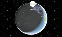 ارتباط ماهواره ای آیفون تنها به چند کشور محدود می شود
