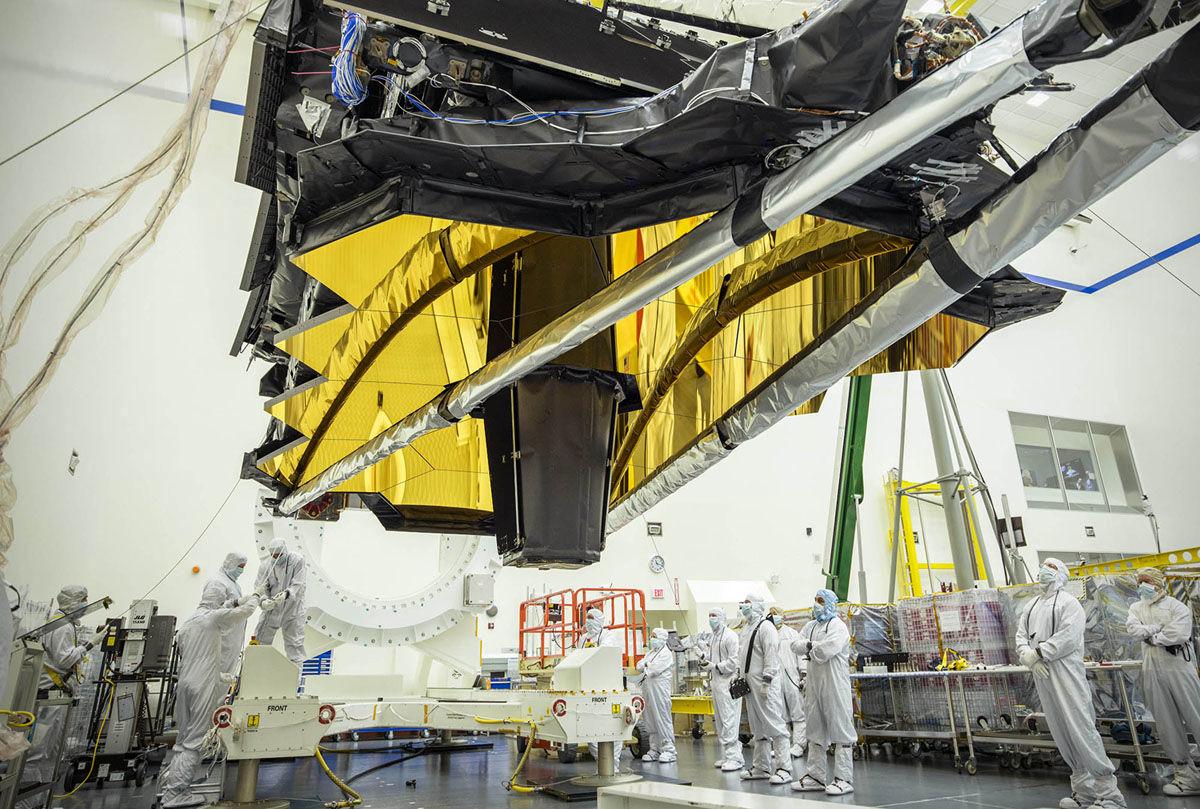قدرتمندترین تلسکوپ جهان