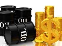 قیمت نفت به ۶۴دلار و ۴۳سنت رسید