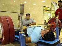 مرادی اولین مدال طلای وزنه برداری معلولان را کسب کرد