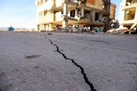 خسارت 100 میلیاردی زلزله به راهها و پلهای آذربایجانشرقی