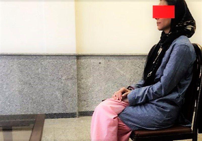 مرگ خانم دکتر پس از اسیدپاشی به خاله