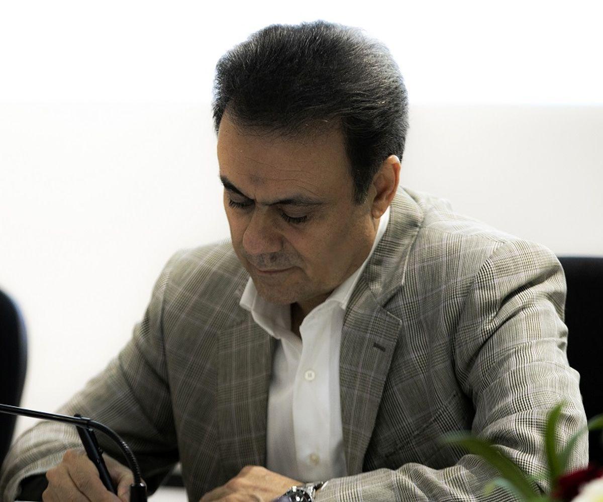 پیام تسلیت محمد بیگدلی به مناسبت درگذشت دو تن از کارکنان بانک ملت