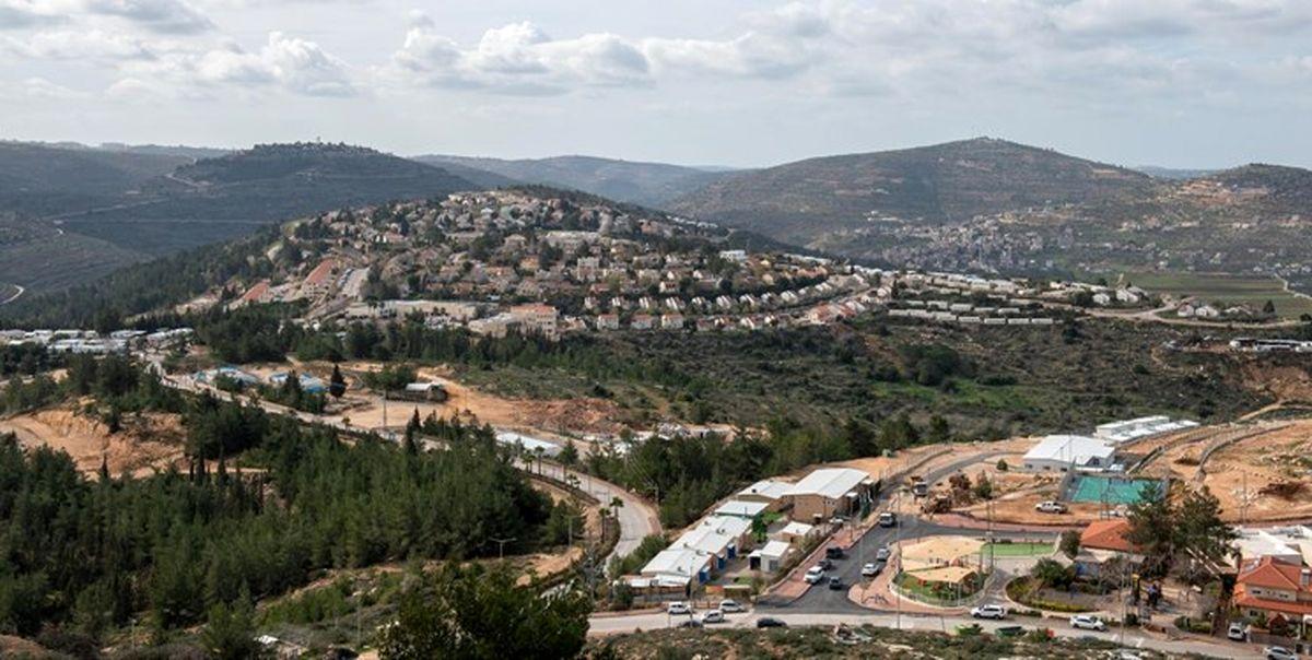 کنترل رژیم صهیونیستی بر کرانه باختری اشغالگری است