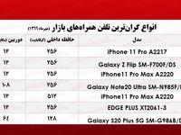 لوکسترین موبایلها چند؟ +جدول