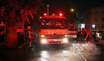 آتشسوزی بیمارستانی در ستارخان تهران