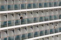 حبس در لوکسترین کشتی دنیا +عکس