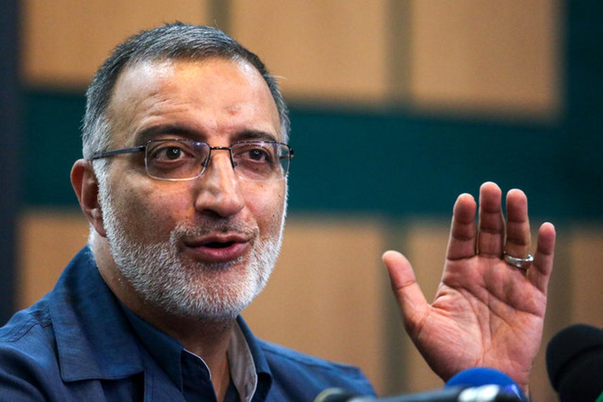 زاکانی: استعفایم را تقدیم رییس مجلس کردهام