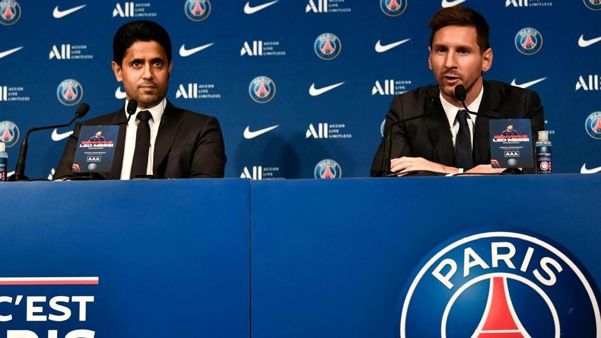 مسی: ناراحتی ام به شوق تبدیل شده است / منتظر بازی با بارسلونا هستم