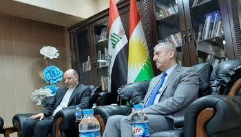 مقام کرد عراقی: حمایتهای ایران را فراموش نمیکنیم