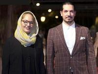 همسر مهناز افشار ممنوعالخروج شد