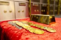 صندوقهای سرمایه گذاری ۱۶۶تن طلا خریدند