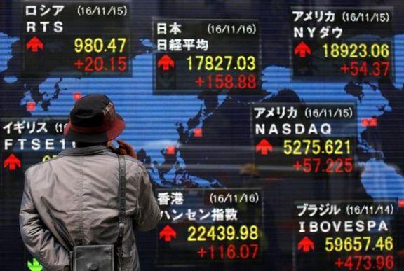 بازار سهام آسیا با تجسس خودرویی آمریکا افت کرد
