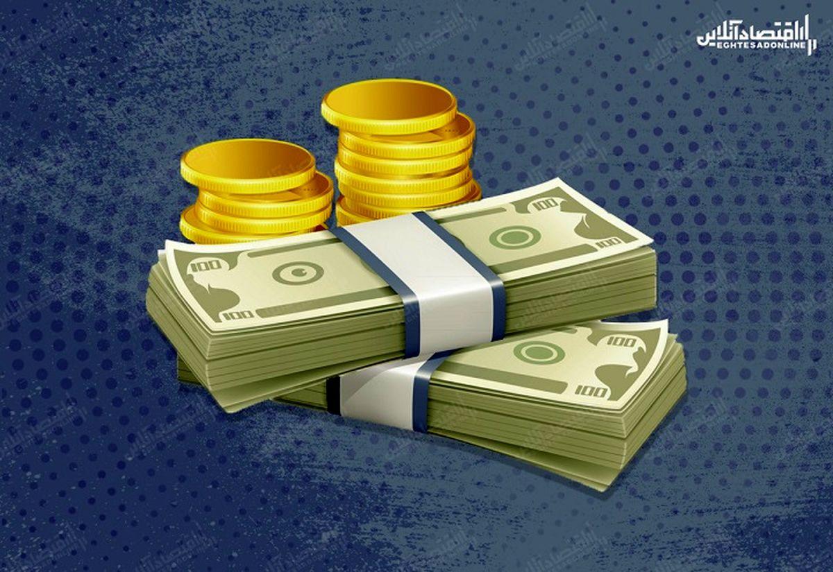 قیمت دلار ۴ مرداد ماه۱۴۰۰