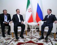 تاکید جهانگیری و نخستوزیر روسیه بر مقابله با تحریمهای آمریکا/ مدودف: خط مشی روسیه در خصوص برجام غیرقابل تغییر است