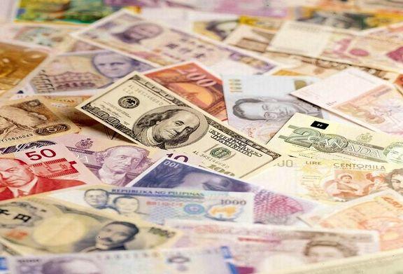 ثبات نرخ بانکی ارزها