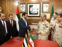 امضای تفاهمنامه همکاری مرزی ایران و امارات