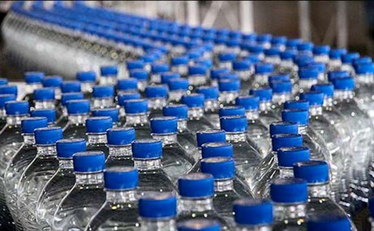رشد ۳ برابری واردات آب معدنی به ایران