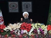 روحانی: من سپاسگزار صنعت دفاعی کشور هستم