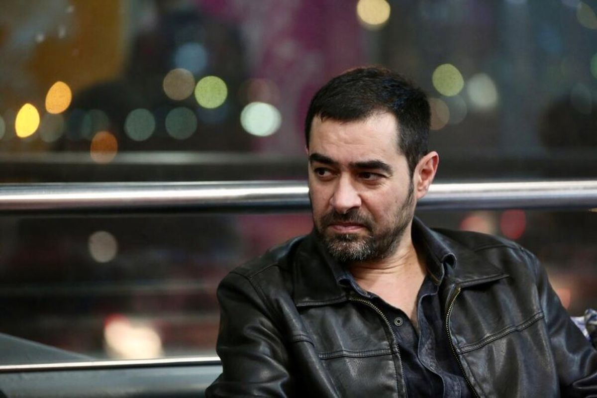 چهره جدید شهاب حسینی +عکس