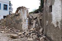 خسارت ۱۴میلیارد تومانی زلزله سی سخت به بخش گردشگری