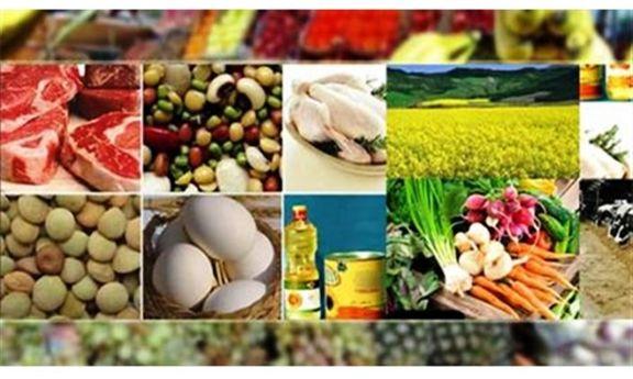 تغییرات قیمت اقلام خوراکی مناطق شهری در مرداد ۹۸/ کاهش قیمت برخی اقلام خوراکی