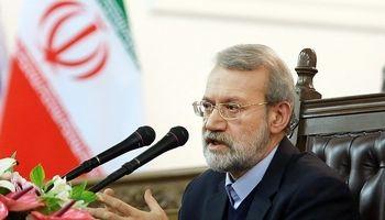 لاریجانی: جلوی استخدام در بخشهای دولتی را گرفتیم/ باید دولت کوچک و چابک داشته باشیم