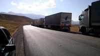 صف طولانی کامیونها در مرزها کوتاه میشود؟