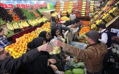 تولید و بازار مناسب میوه در سال جاری