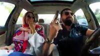 واکنش پلیس به ویدئو مسلحانه یک بازیگر و همسرش