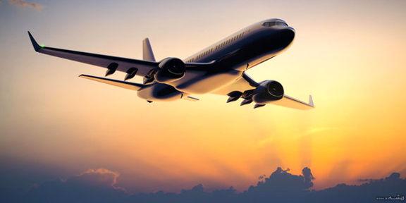 ۸۳۰ پرواز؛ عبور روزانه هواپیماهای خارجی از آسمان ایران