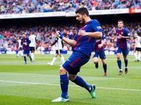 بارسلونا در آستانه فتح لالیگا
