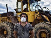 کارگران روزمزد و بحران اقتصادی ناشی از کرونا +عکس