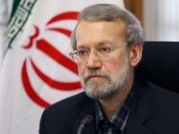 لاریجانی: ایران برای حفظ برجام تلاش میکند