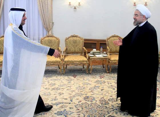 آغاز به کار سفیر قطر در تهران