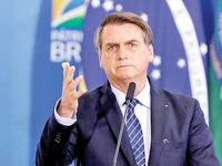 ترامپ برزیل علیه قرنطینه
