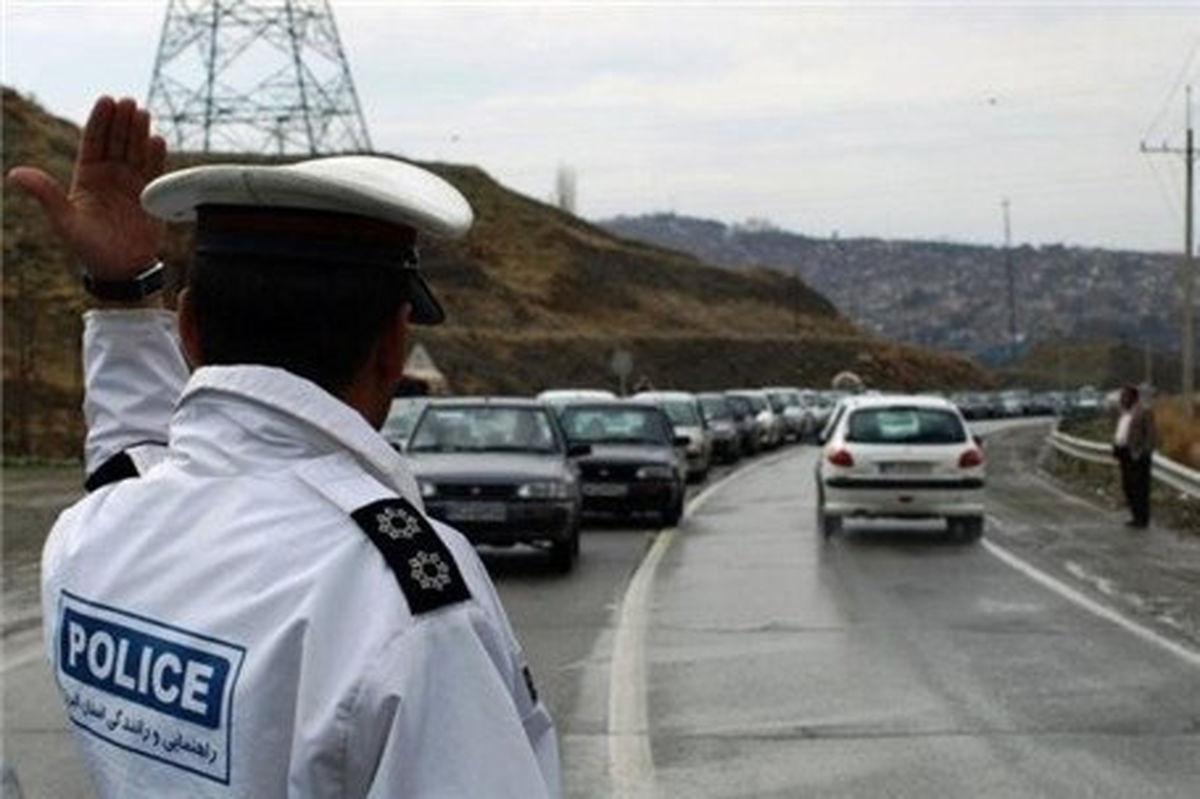 بخشی از جاده اصلی تهران- مشهد مسدود شد