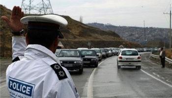 رصد رانندگان متخلف با پهپادهای ایرانی