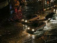 باران با خیابانهای تهران چه کرد؟ +تصاویر