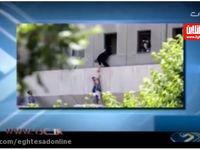 حال کودک معروف حادثه تروریستی تهران چطور است؟ +فیلم