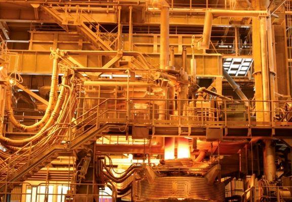تولید شمش فولادی در پنج ماهه امسال 15درصد رشد کرد