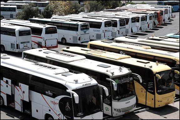 لغو تصمیم وزارت راه در افزایش ۲۰درصدی بلیت اتوبوس